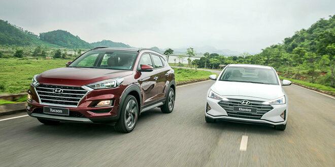 Ô tô bán nhiều nhất Việt Nam tháng 1.2020: Hyundai vượt Toyota